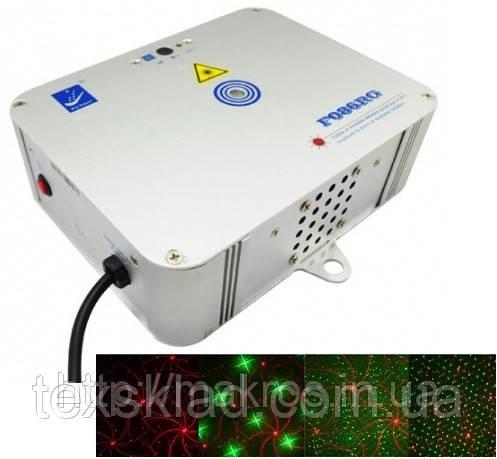 Дискотечный потолочный лазер Seven Star S-S086 (Seven Star)