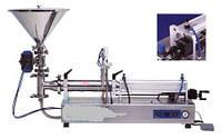 Полуавтомат для наполнения флаконов жидкостью,пастой или кремом
