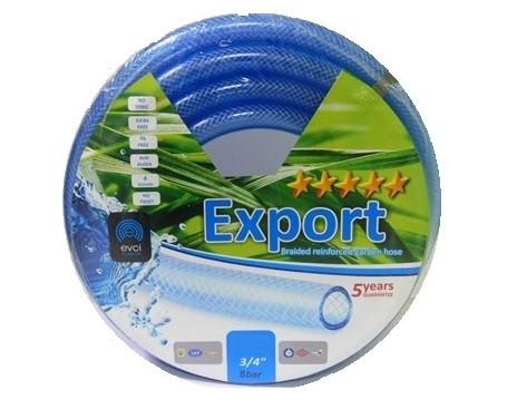 """Шланг поливочный Evci Plastik Экспорт 20 м 3/4"""""""