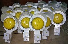 СС1/40 - светофор сигнализатор троллейный крановый 1