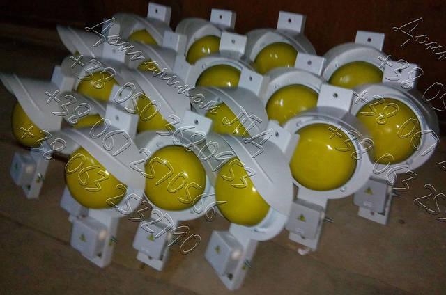 СС1/40 - светофор сигнализатор троллейный крановый 3