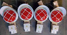 СС1/40 - светофор сигнализатор троллейный крановый 10
