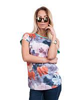 Турецкая брендовая футболка с эффектом 3 D минтол, фото 1
