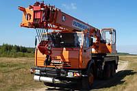 Оренда Автокрана 20 тонн в Києві і Київській області, фото 1
