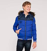 Зимняя куртка на мальчика Here&There отC&A, р. 140-146, теплая , качественная.