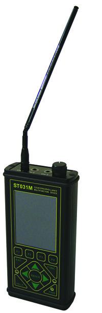 Багатофункціональний пошуковий прилад ST-031М ПІРАНЬЯ для пошуку підслуховуючих пристроїв