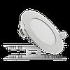 Светильник светодиодный круг,  3W, 3000К тепло белый