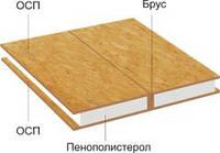 СИП (сэндвич) панель 170мм