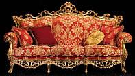 """Новый комплект мягкой мебели из Италии.Барокко Рококо """" Finlandia"""".Цена указанна в описании."""