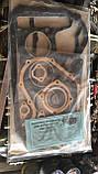 Набір прокладок двигуна Ваз 21011 2101 2102 2103 2104 2105 2106 2107 (79) повний, фото 5