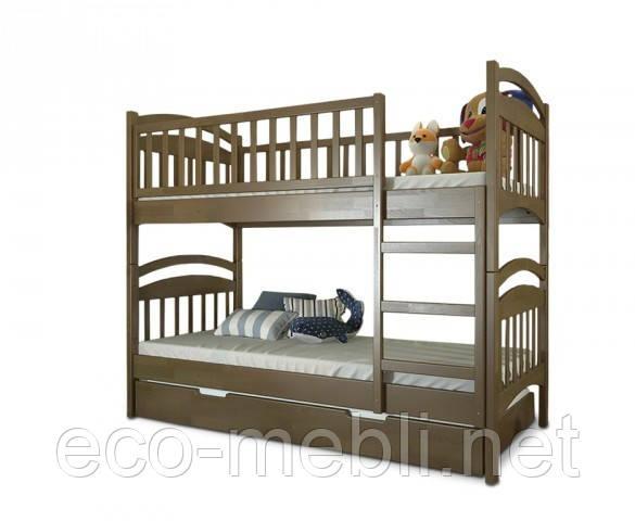 """Двоповерхове ліжко ARBOR DREV """"Смайл"""", фото 1"""
