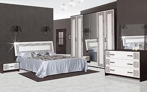 """Спальня ,спальный гарнитур """"Бася новый"""""""