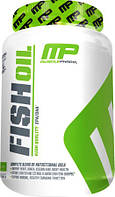 Fish Oil MusclePharm, 90 капсул