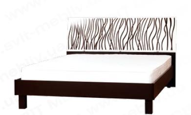 """Спальня,спальный гарнитур """"Бася новый"""" 1.6м (Нейла) кровать 2сп"""