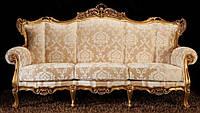"""Новый комплект мягкой мебели из Италии.Барокко Рококо """"Claudia"""". Цена указанна в описании."""