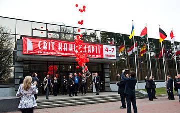 """Выставка """"Мир канцелярии-2013"""" успешно преодолела 14-летний рубеж!"""