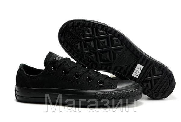 Мужские кеды Converse Chuck Taylor All Star кеды Конверс Чак Тейлор черные  - Магазин обуви New b66b5352087