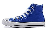 Мужские кеды Converse Chuck Taylor All Star High, высокие кеды конверс Чак Тейлор синие