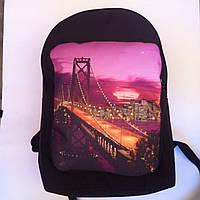 Спортивный рюкзак с фотопечатью (ДР29)