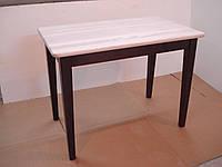 Кухонный стол ольха