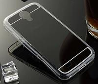Черный зеркальный чехол Samsung S4(i-9500)