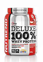 Nutrend Deluxe 100% Whey Protein 900g, фото 1