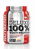 Сывороточные протеины Nutrend Deluxe 100% Whey Protein 900g, фото 1