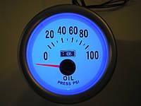 Прибор измерения давления масла Ket Gauge 52мм, фото 1