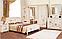 """Спальня ,спальный гарнитур """"Ванесса"""" 1.6м кровать 2сп, фото 2"""