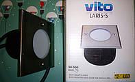 Светодиодный грунтовый светильник VITO LARIS-S 220V 1w