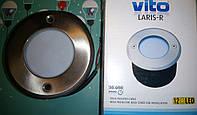 Светодиодный грунтовый светильник VITO LARIS-R 220V 1w