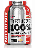 Nutrend Deluxe 100% Whey Protein 2250g, фото 1