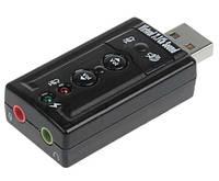 USB звуковая карта для ноутбука или ПК, фото 1