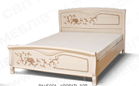 """Спальня ,спальный гарнитур """"Ванесса"""" 1.6м кровать 2сп"""