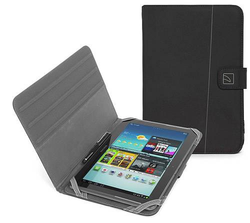 """Универсальный надежный чехол для планшета 10"""" Tucano Facile Stand Tablet (Black) TAB-FA10"""