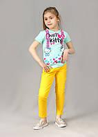 Школьные брюки для девочек Украина (р 92-116)