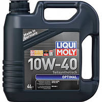 Масло моторное Liqui Moly 10w40 OPTIMAL  4л  3930