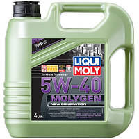 Масло моторное Liqui Moly 5w40 MOLYGEN NEW GENERATION 4л  9054