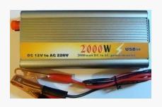 Преобразователь напряжения 12V-220V 2000W (инвертор)