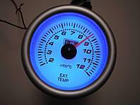 Прибор измерения температуры выхлопа Ket Gauge 52мм, фото 1