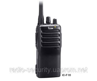 Радиостанция портативная Icom IC F16