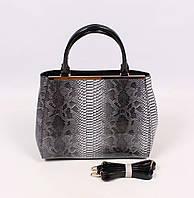 Оригинальная женская сумка - тоут Alessio, цвет Оригинальная женская сумка - тоут Alessio, цвет черный