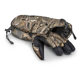 Перчатки-грелки  Mossy Oak Quick Draw Glove - DUCK BLIND MO-WWGM - DB