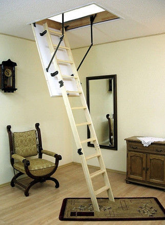 Чердачная лестница OMAN TERMO S 120см х70см