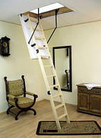 Чердачная лестница OMAN TERMO S 120см х60см