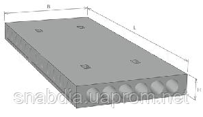 Панели перекрытия  ПК 29-12-8, фото 2