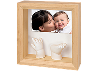 Рамка для фото со слепком Baby Art
