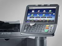 Цифровое полноцветное МФУ Kyocera TASKalfa 6551ci формата А3  – копир/ принтер/ полноцветный сканер/ факс