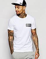 Мужская футболка Hero