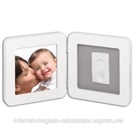 Рамка для фото Baby Art Print Frame white&grey